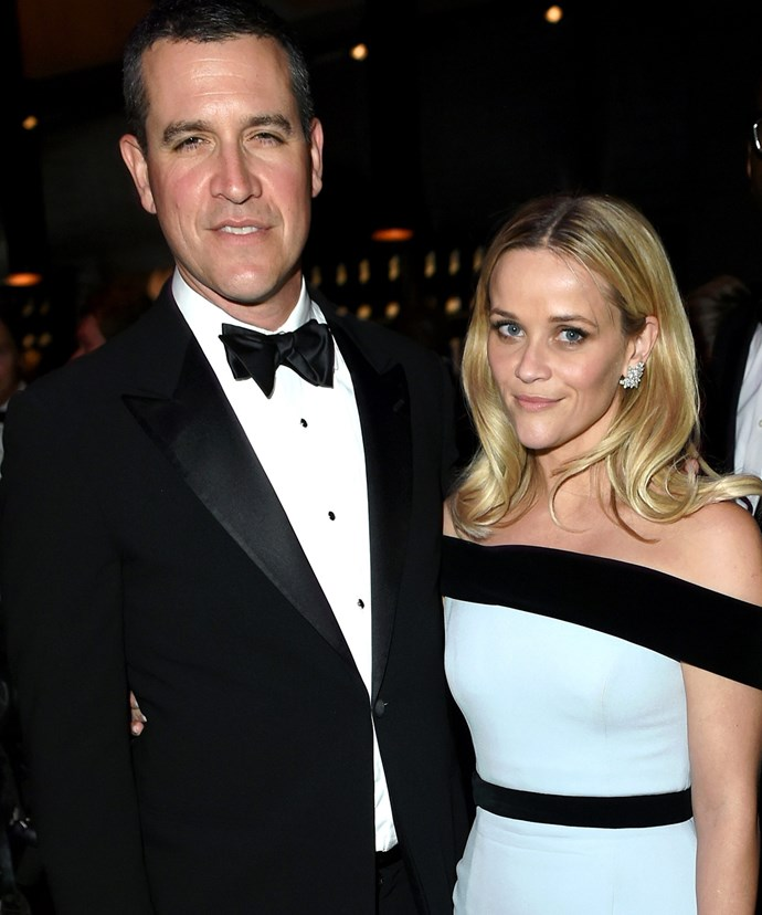 Reese owned up to the incident and apologised.