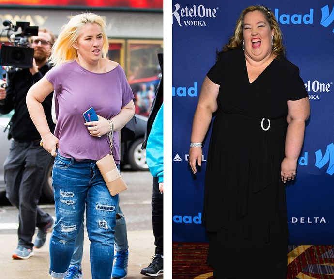 "According to [*PEOPLE*](http://www.nowtolove.com.au/health/fitness/best-celeb-body-transformations-of-2016-33044|target=""_blank""