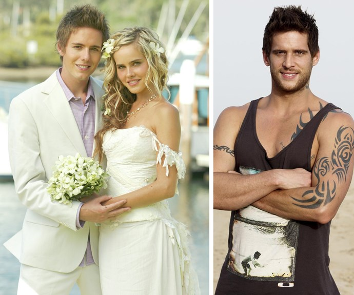Both were iconic *Home and Away* stars.