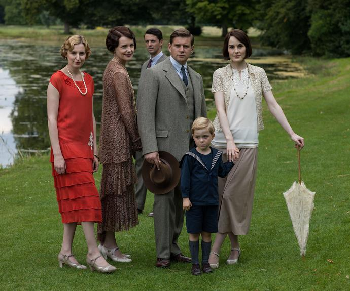 We'd love to see a *Downton Abbey* reunion.
