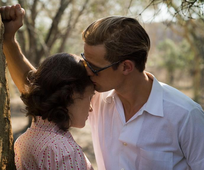Claire, pictured with Matt Smith, said it will be bitter sweet finishing up playing The Queen.