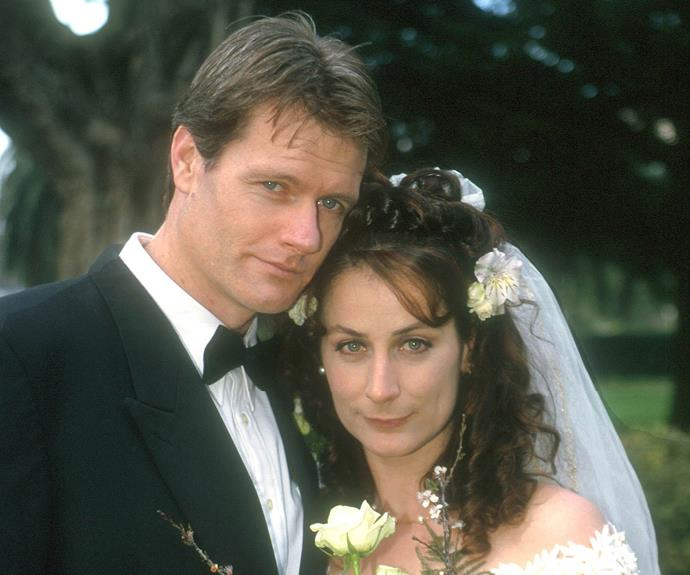 **Nick's Wedding:** After Nick (William McInnes) and Zoe (Karen Davitt) were acquitted of her ex-boyfriend's murder, the pair got engaged again and tied the knot!  <br><br> The couple left for Melbourne after the wedding due to Nick's transfer to Footscray Police Station. Nick came back to Mount Thomas in seasons 11 and 12, albeit briefly.