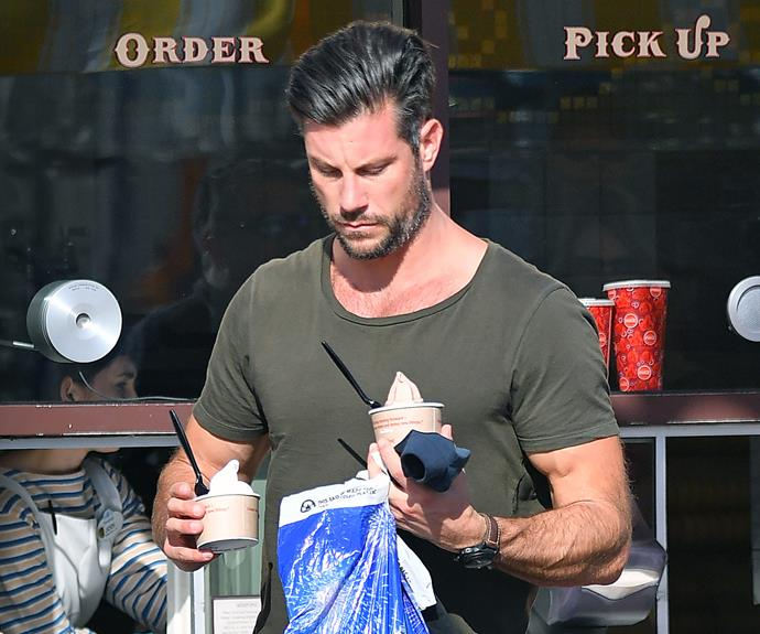 It's nice to know even fitness gurus like Sam enjoy a sneaky ice cream every now and then.