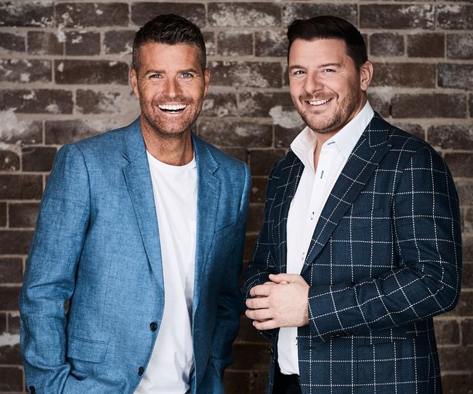 Pete Evans and Manu Feildel are currently judges on *My Kitchen Rules*.