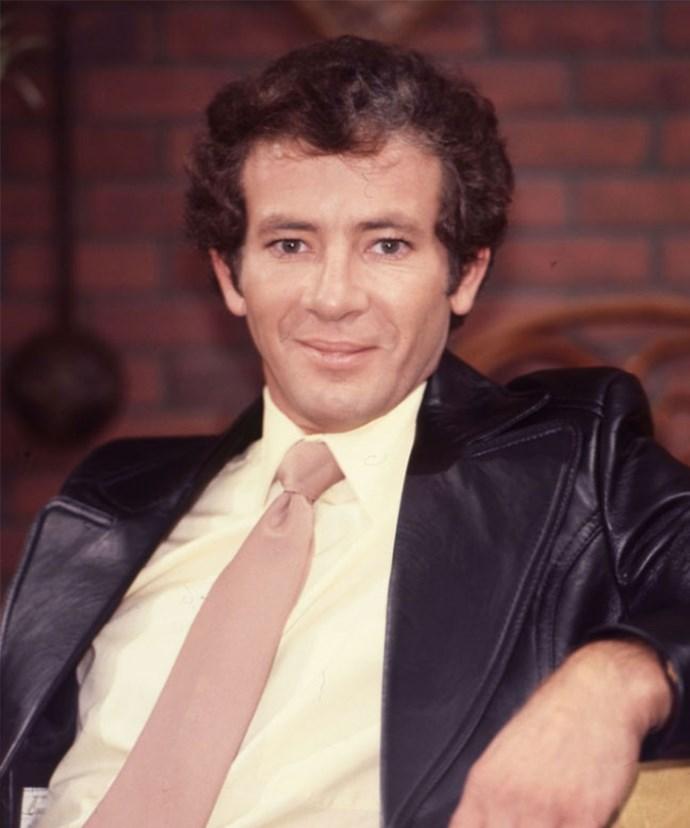 Peter Sumner - Actor.