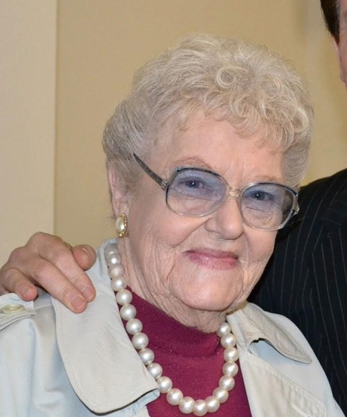 Joy Hruby - Actress.