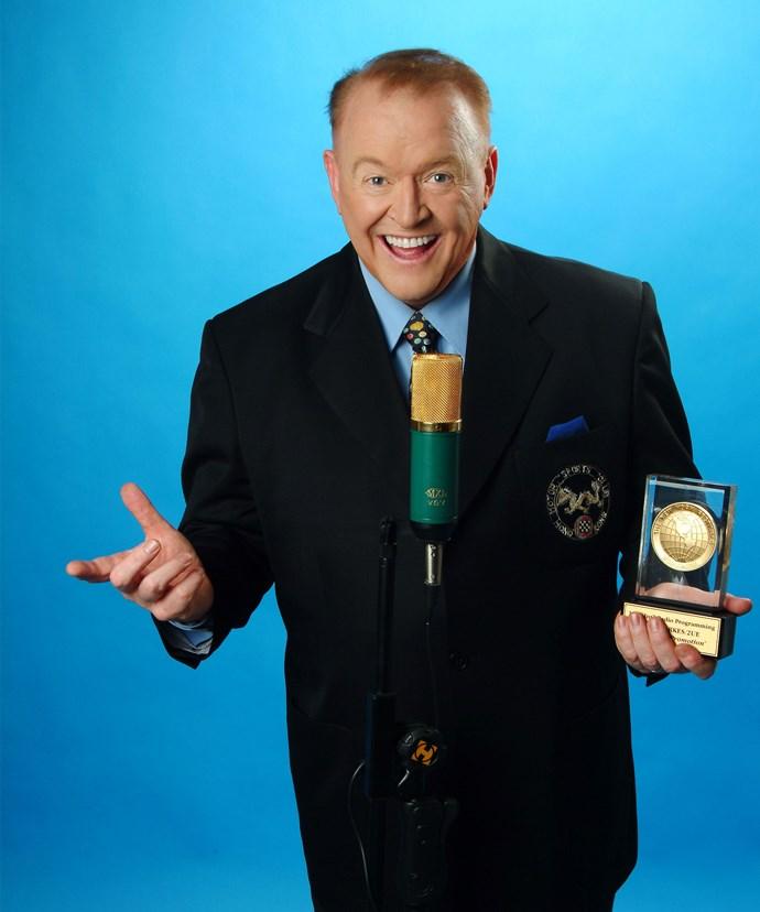 Ken Sparkes - Announcer.