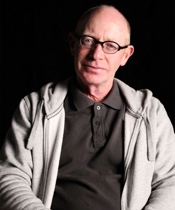 Phillip 'Jock' Healy - Sound Recordist.
