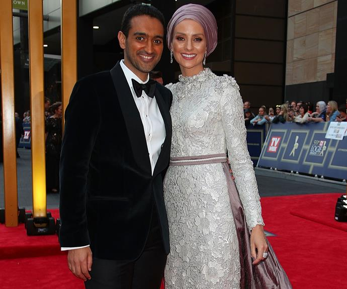 When love is the best accessory, right Waleed Aly and Susan Carland?