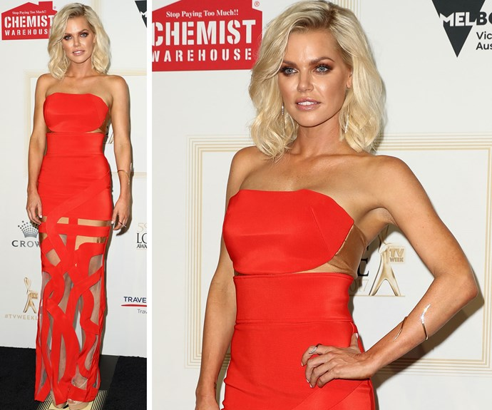 [New bachelorette Sophie Monk](http://www.nowtolove.com.au/celebrity/tv/sophie-monk-is-the-new-bachelorette-australia-36920) looks red hot!