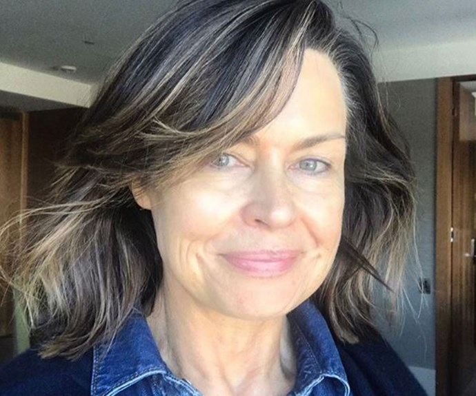Lisa Wilkinson always looks amazing on-screen, but she looks equally fab off-screen too - this image shared to her Instagram is case in point!.