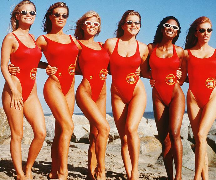 Who could forget those iconic red swimsuits and slow-motion beach running? Now, almost three decades later, some of the biggest stars have joined forces once more...