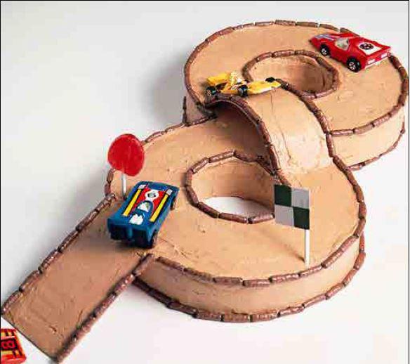 **2.** Racing Car Track