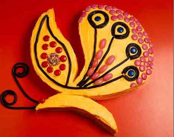 **4.** Beautiful butterfly