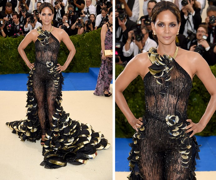 No one does a red carpet as well as Halle Berry!