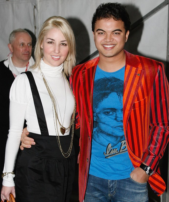 Flashback! A baby-faced Jules and Guy attend the Urban Music Awards back in 2006.