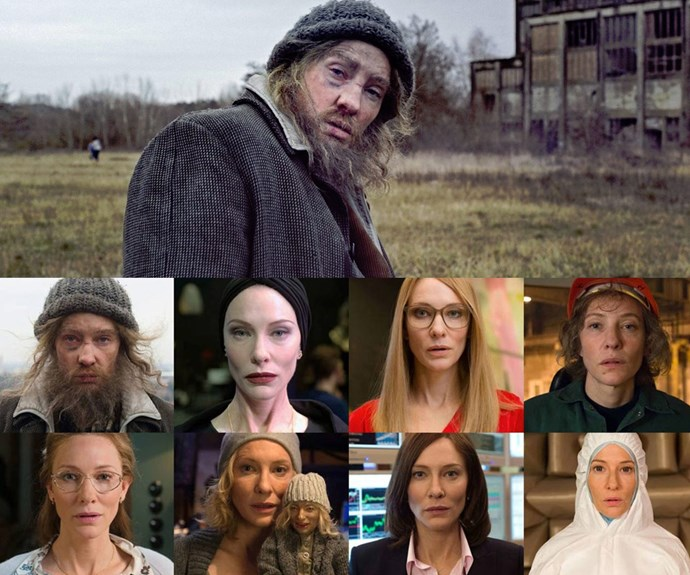 The film, which was originally an art installation created by Berlin-based artist Julian Rosefeldt, and on display at the Art Gallery of New South Wales in Sydney, will see Cate play 13 characters.