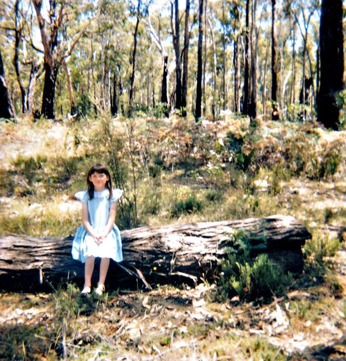 Tara, age 7.