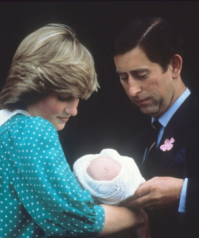 On July 22, in 1982, the world was halted in its step when Princess Diana and Princes Charles welcomed the heir to the throne and their firstborn, Prince William.