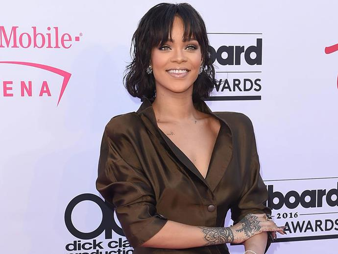 Rihanna shines bright like a diamond when it comes to generosity. She was honoured with Harvard's 2017 Humanitarian of the Year award because she built a state-of-the-art centre for oncology and nuclear medicine to diagnose and treat breast cancer back home in Barbados.