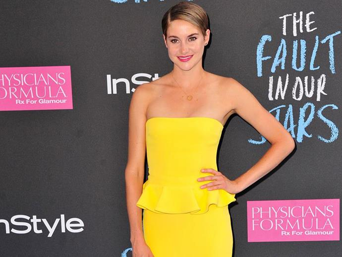 Shailene Woodley founded organisation All it Takes with her mum to promote youth empowerment and raised over $60,000 for the charity last year. The star also made headlines for her involvement in peaceful protests against the Dakota Access Pipeline, reminding us contributing time is just as important as money.