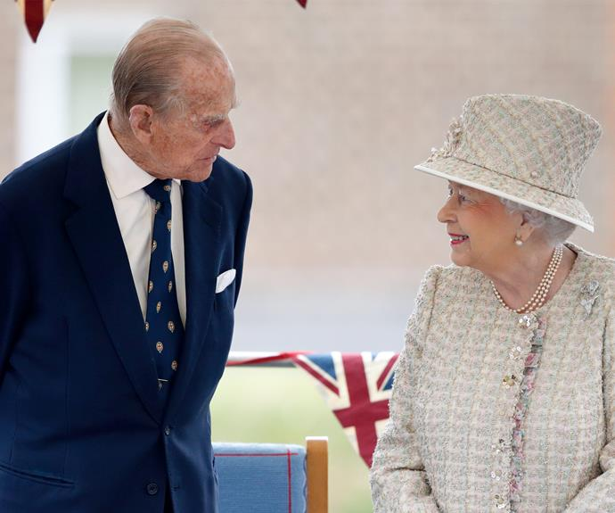 Prince Philip happens to be the oldest-ever male member of the British royal family.