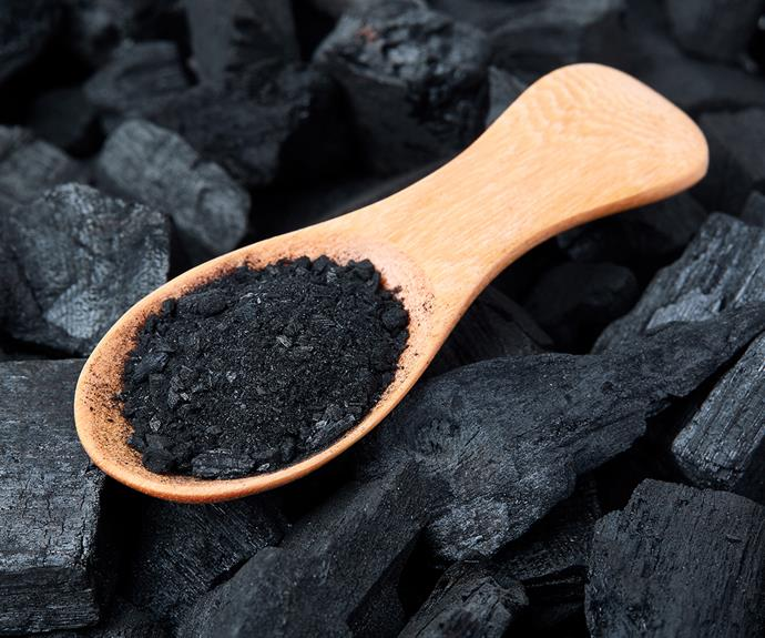 Known for it's toxin-eliminating powers, activated charcoal is set to soar on this year's list of superfoods.