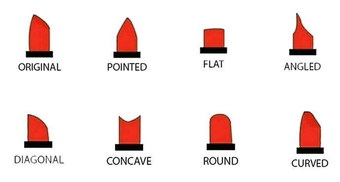Pick the lippy that sums you up best!