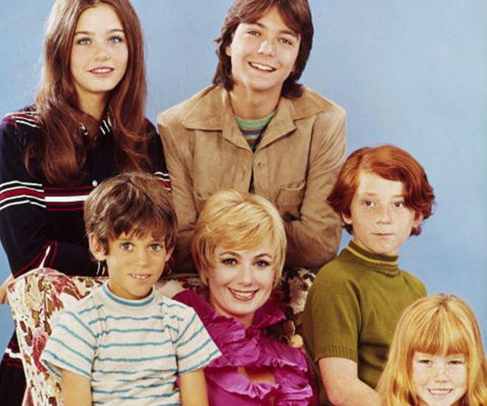 ***The Partridge Family* - Shirley Partridge (Shirley Jones)** What's a widowed mother to do with her five musically talented kids? Form a band, obviously! Shirley was the original momager, who led her family band on tour around America.