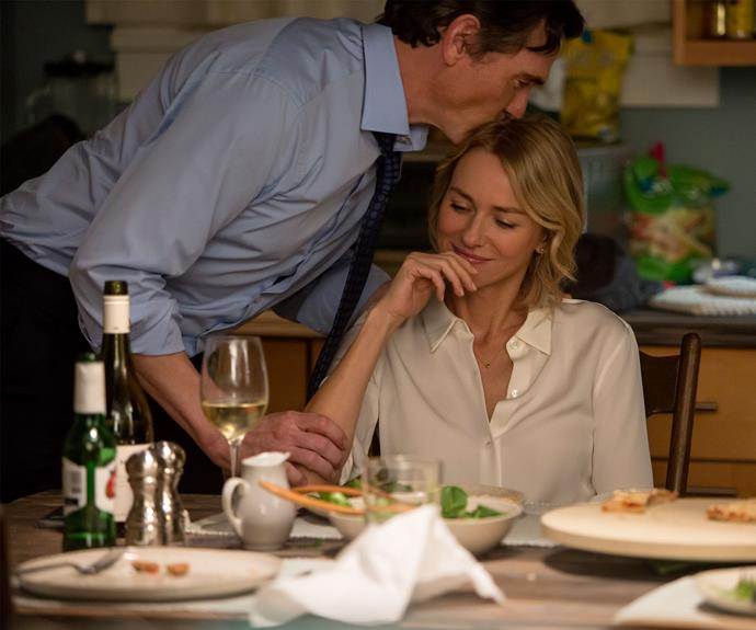 Naomi Watts and Billy Crudup in *Gypsy*.