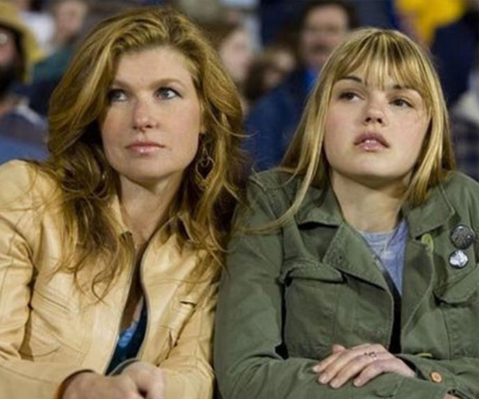 ***Friday Night Lights* - Tami Taylor (Connie Britton)** Tami Taylor does it all. She's a mum to a sometimes-rebellious teenager, the school counsellor and the football coach's wife. No matter what the problem, Tami handles it with class.