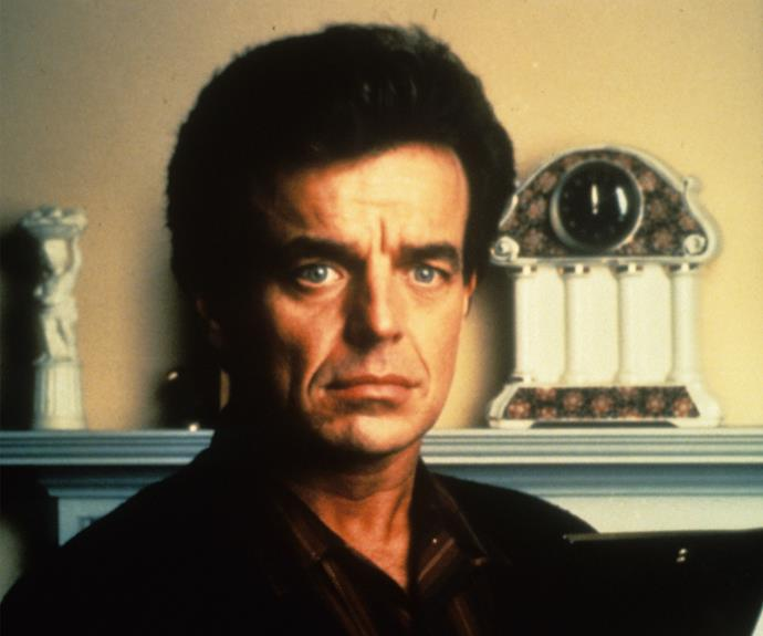 "**Leland Palmer:** At first his extreme behaviour is understandable, being overcome with grief after the loss of his daughter Laura. There is a moment, however, when Leland Palmer (Ray Wise) awakens one morning with an instant white hair-do, that grief turns to insanity. He becomes an all-singing, all-dancing showman who rejoices in singing Fifties show tunes and dancing the day away with some killer moves. When he tries to get guests to sing ""Get Happy"" with him at a dinner party hosted by the Haywards, it goes horribly wrong."