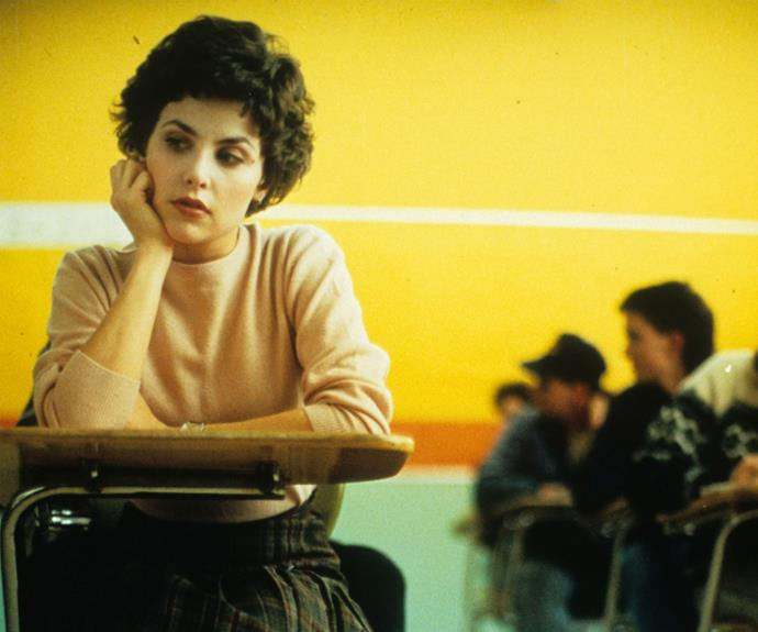**Audrey Horne:** The daughter of megalomaniac land tycoon and owner of the Great Northern hotel Benjamin Horne (West Side Story's Richard Beymer); sultry sweater wearing sexpot Audrey Horne (Sherilyn Fenn) at first glance appears to be a spoilt brat reacting against an unloving father who is more interested in the staff of brothel One Eyed Jacks than being a parent. Too dreamy Audrey finally finds happiness in the arms of Billy Zane, but not before she is kidnapped, becomes infatuated with Agent Cooper, and melts water coolers with an audition involving her tongue and a cherry stalk.