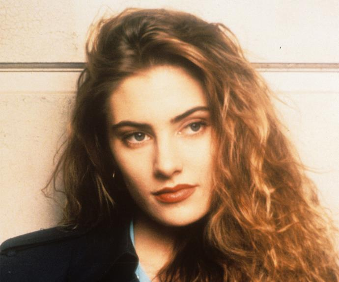 "**Shelly Johnson:** The ""cherry"" of David Lynch's deaf Bureau Chief Gordon Cole's eye, the Double R Diner waitress Shelly Johnson (Mädchen Amick) is married to violent trucker, and part-time drug dealer, Leo Johnson (Eric DaRe). To escape her ordeal, she is having an affair with Laura Palmer's boyfriend Bobby Briggs (Dana Ashbook). It all goes downhill for the sweet-as-sugar Shelly when rent-a-thug Leo tries to kill her, tying her up near an incendiary bomb at the Packard Saw Mill. Briggs then shoots Leo who is left a dribbling mess. Shelly is left to look after her now incapacitated husband."