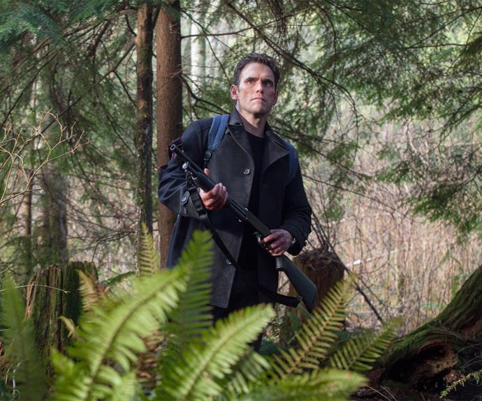 **Wayward Pines:** *The Sixth Sense* and *Split* director M Night Shyamalan took time off from freaking out cinema audiences to freak out television audiences instead. With a big name cast including Matt Dillon, Carla Gugino, Melissa Leo and Terrence Howard, the show follows a US Secret Service agent (Dillon) as he arrives in a small town to investigate the disappearance of two fellow agents. He soon discovers that the inhabitants of *Wayward Pines* are trapped there, surrounded by an electrified fence. So far, so twisty.