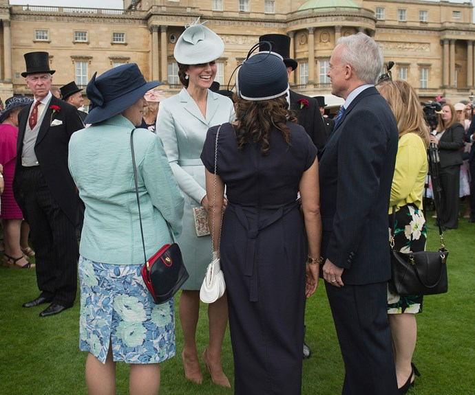 The royal mum-of-two admitted she has her concerns about the upcoming wedding...