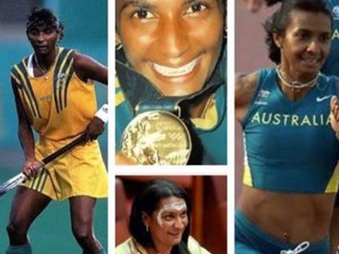 Australia began to notice Nova when she became the first Aboriginal Australian to win an Olympic gold medal with the 1996 women's hockey team. She later switch to athletics and competed in the 1998 Commonwealth Games and 2000 Olympic Games. If that wasn't enough, in 2012 she was elected as the first ever indigenous woman to be elected to Parliament and uses her platform to shine a light on the racism she faces regularly.