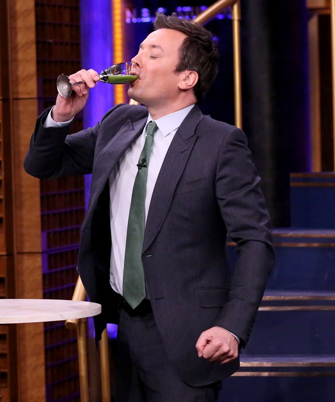 """""""I could never do a day-to-day job if I was drinking every night,"""" Jimmy says."""