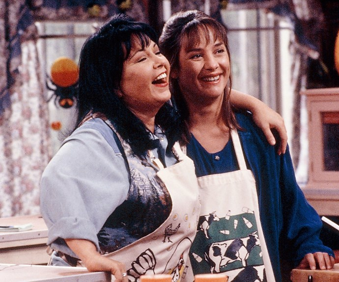 **Wait Till Your Father Comes Home: (Season 5, Episode 16)**   After learning that their father has passed away, Jackie and Roseanne reflect on how he mistreated them growing up, often resorting to physical violence. Roseanne is particularly annoyed when she learns from her father's long term mistress that he saw himself as a loving and dedicated father who had spoiled his children too much over the years.