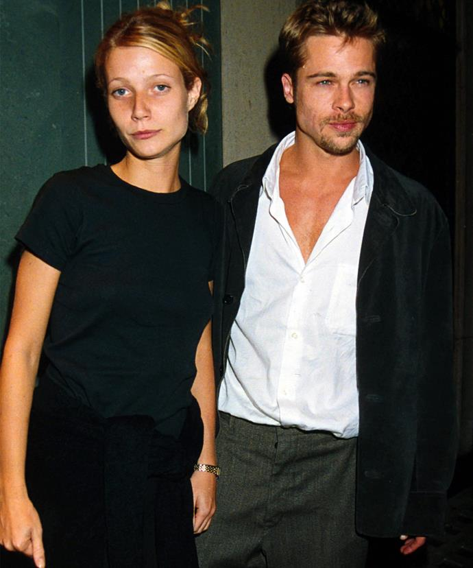 The Ivy has hosted a slew of A-list royalty over the years, including former couple Brad Pitt and Gwyneth Paltrow in 1995.