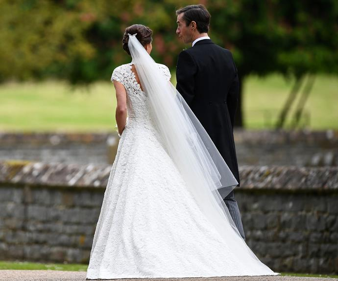 Pippa Middleton's wedding photo album