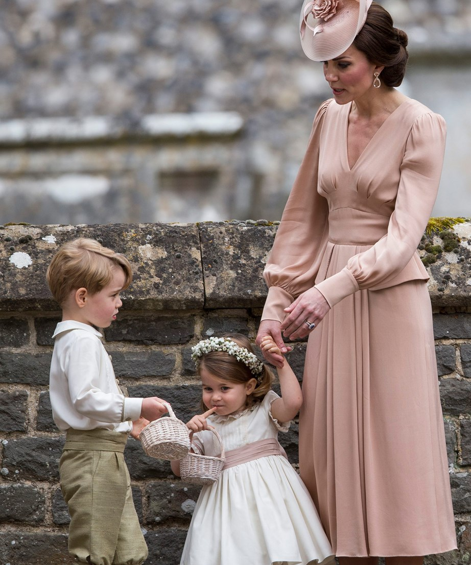 Although Prince Louis may not be in attendance, we can't wait to see this little royal twosome at Harry and Meghan's nuptials!