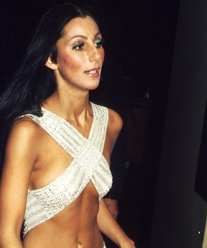 Since her rise to fame, Cher's maintained a healthy lifestyle in order to maintain confidence.