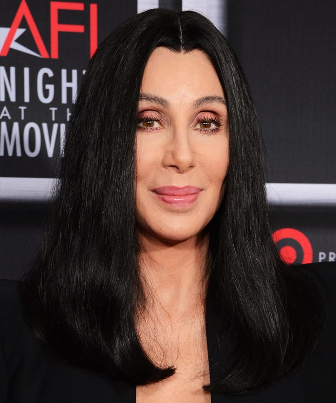 "Cher denies she's undergone lip injections, instead crediting orthodontic work for giving her ""more of a mouth""."