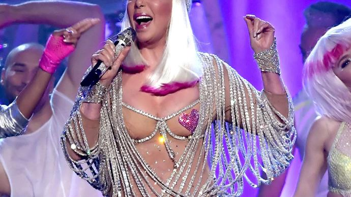 Cher announces first Australian tour in more than a decade... CAN YOU BELIEVE?!