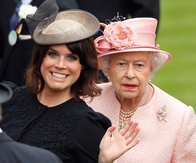 "Princess Eugenie says *The Crown* is ""beautiful."""