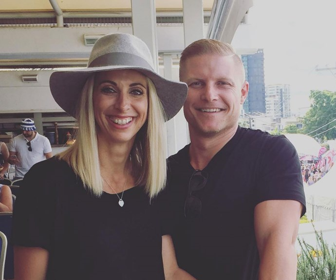 "[Daniella and Aaron](http://www.nowtolove.com.au/celebrity/tv/house-rules-daniella-heartbreaking-decision-37609|target=""_blank"") recently celebrated their 6th wedding anniversary."