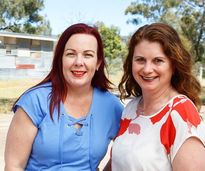 """We're ready to show Australia that renovation isn't just a bloke's domain,"" [Fiona and Nicole](http://www.nowtolove.com.au/celebrity/tv/house-rules-teams-on-growing-tensions-with-fiona-and-nicole-37674
