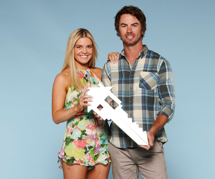 **Jemma and Ben**   Jemma and Ben have endured a very difficult time, suffering a miscarriage shortly after their appearance on *House Rules*. However, the couple welcomed a baby boy called Thomas in 2015. After appearing on *Reno Rumble*, the pair announced they were pregnant with their second child. The pair had another little boy called Christian in August last year.