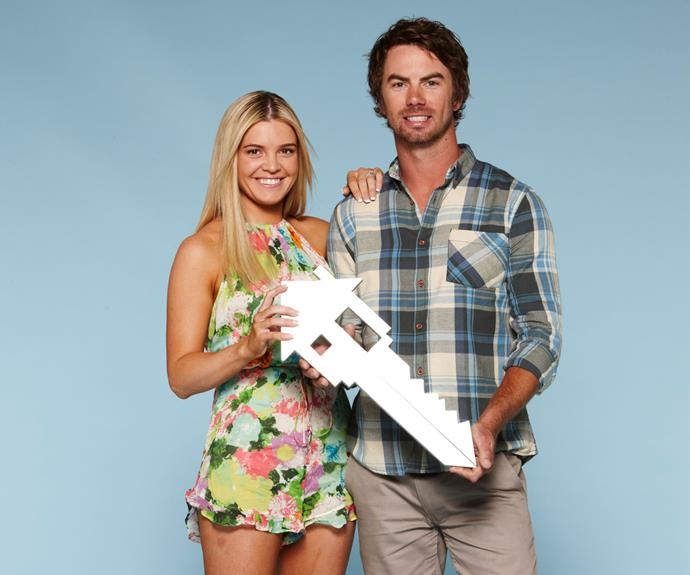 **Jemma and Ben**   Jemma and Ben have endured a very difficult time, suffering a miscarriage shortly after their appearance on *House Rules*. However, the couple welcomed a baby boy called Thomas in 2015. After appearing on *Reno Rumble*, the pair announced they were pregnant with their second child and had another little boy called Christian in August 2016.